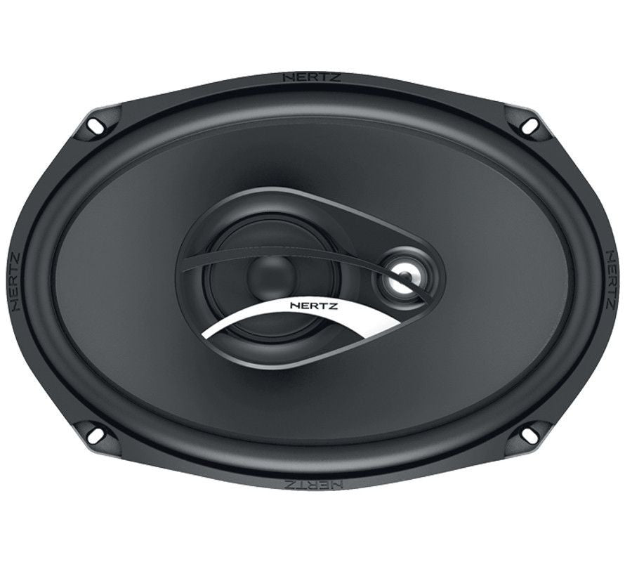 Hertz Dieci DCX 690.3 - 3-Way Coaxial Speaker - Freeman's Car Stereo