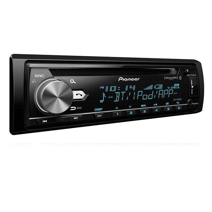 Pioneer DEH-X6800BS - 1-Din CD Receiver - Freeman's Car Stereo