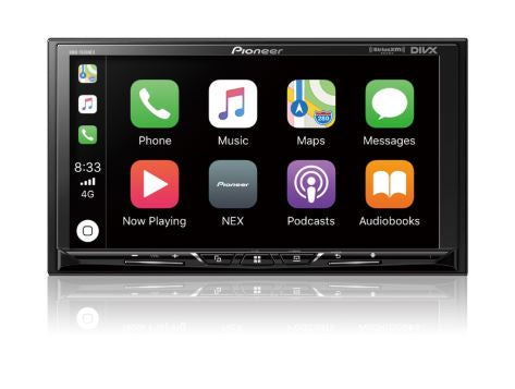 "Kenwood Excelon DNX996XR 6.8"" DVD Navigation Receiver with Apple CarPlay and Android Auto"