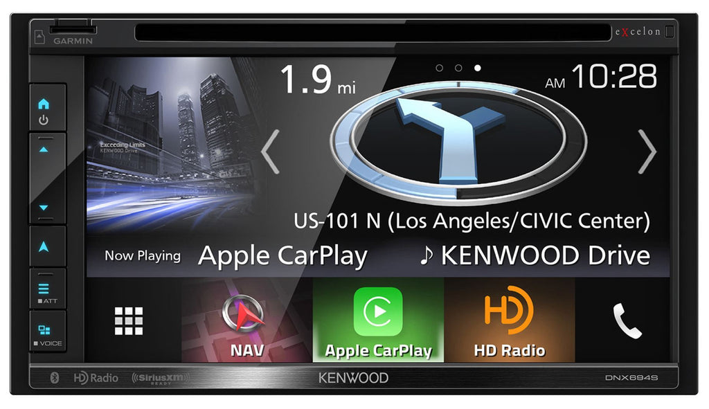"Kenwood DNX694S 6.8"" Multimedia Receiver (Coming Soon!)"