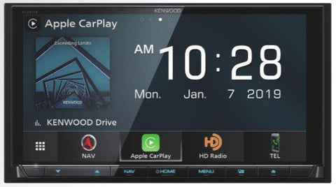 SiriusXM - Commander Touch Satellite Radio Receiver