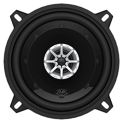 "Jensen DUBs252 - 5.25"" two-way speaker with 1-inch voice coil - Freeman's Car Stereo"