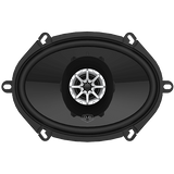 DUBs257 5-inch x 7-inch / 6-inch x 8-inch two way speaker with 1-inch voice coil - Freeman's Car Stereo