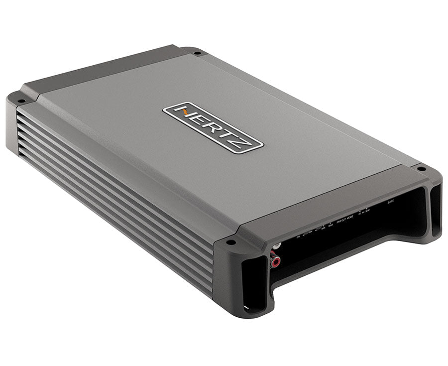 Hertz HCP 4M - Marine 4 Channels Amplifier