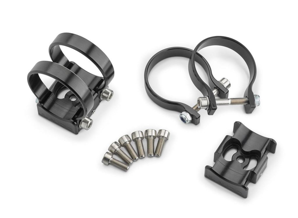 JL AUDIO PS-SWMCP-B-1.500 - Pipe Mounting Fixtures (Swivel) for VeXTM Speaker Systems - Freeman's Car Stereo