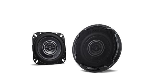 "Kenwood KFC-1096PS 4"" 2-Way Performance Series Speaker System, 220W Max Power"