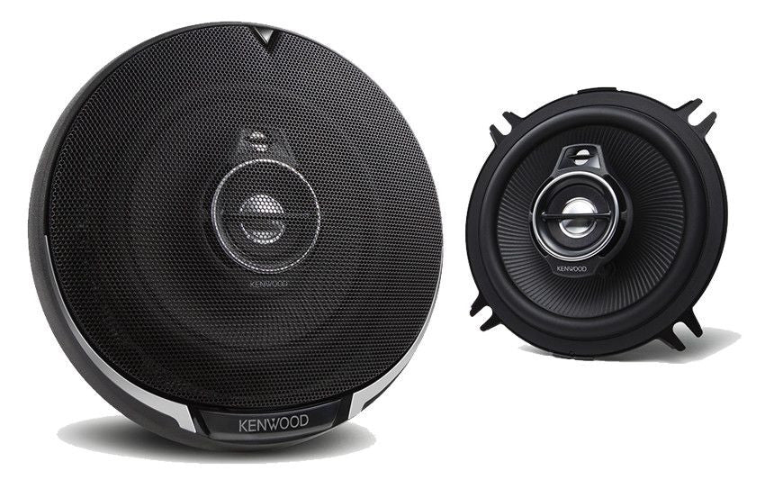 "KENWOOD KFC-1395PS -<br> 5-1/4"" 3-Way Speaker System - Freeman's Car Stereo"