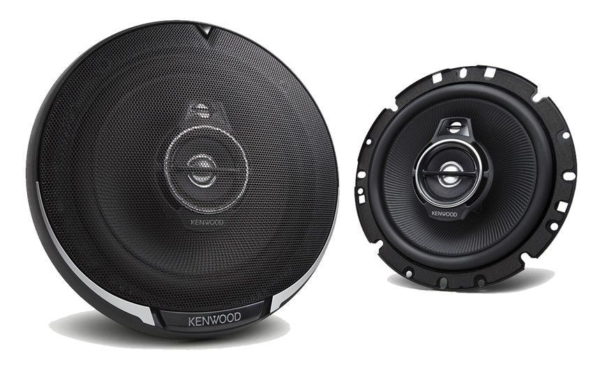 "KENWOOD KFC-1795PS -6-3/4"" 3-Way Speaker System - Freeman's Car Stereo"