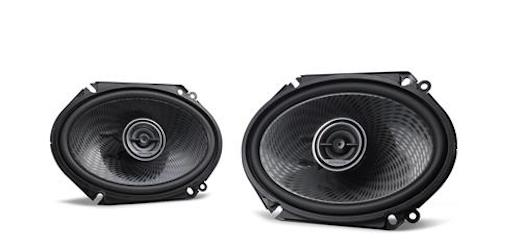 "Kenwood KFC-C6896PS 6x8"" Custom Fit 2-way Performance Series Speaker System, 360W Max Power - Freeman's Car Stereo"