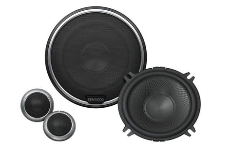 Kenwood KFCp509ps - Component Speaker
