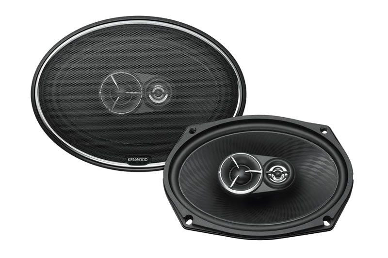 KENWOOD KFC-X693 - 3-Way Flush Mount Speaker - Freeman's Car Stereo