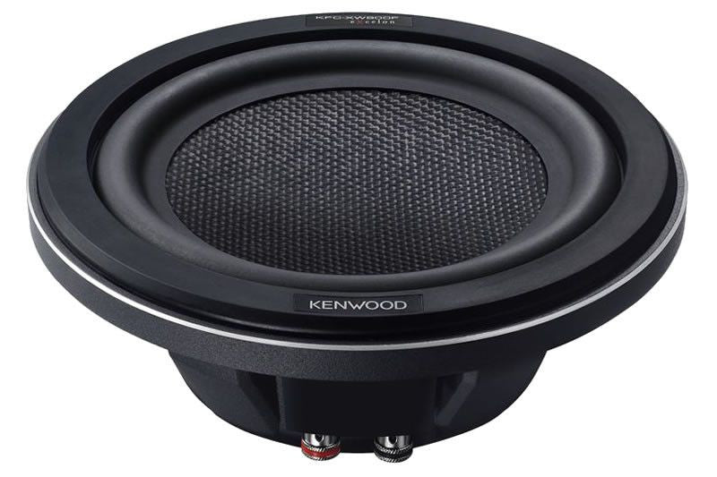 "KENWOOD KFC-XW800F - 8"" Slim Subwoofer - Freeman's Car Stereo"