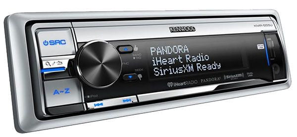 SiriusXM Fits 2009-2014 Honda Fit Kenwood DDX276BT Double Din Radio Install Kit With 6.2 Touchscreen