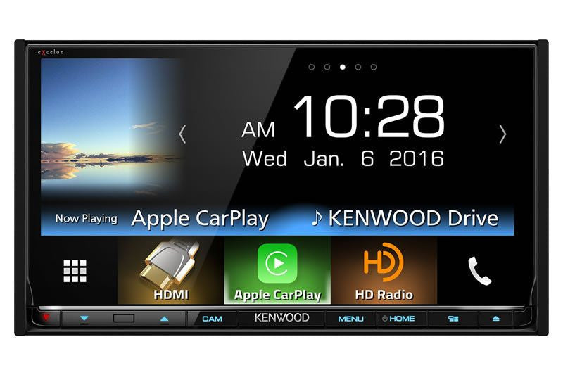 Kenwood Excelon DDX9903S DVD receiver - Freeman's Car Stereo