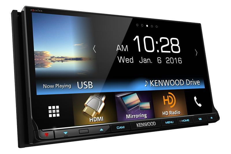 Kenwood DDX9903S - Smart Radio - Freeman's Car Stereo