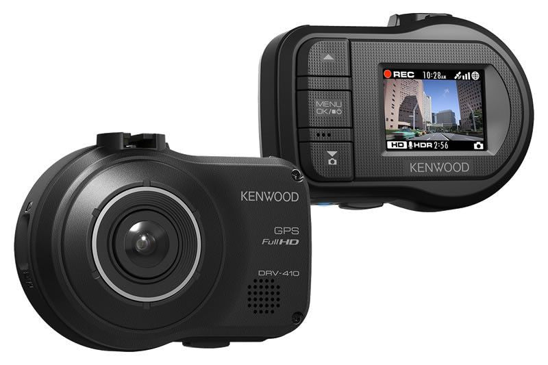 Kenwood DRV-410 - Dashboard Camera - Freeman's Car Stereo