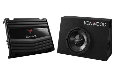 Kenwood eXcelon X501-1 - Class D Mono Power Amplifier
