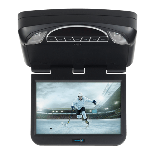 "Voxx MTG10UHD - 10.1"" Digital High Def Overhead Monitor System with DVD and HD Inputs - Freeman's Car Stereo"