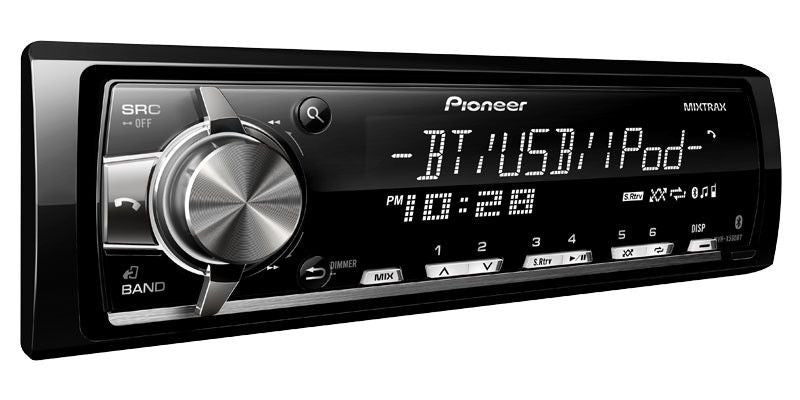 Pioneer MVH-X560BT - Digital Media Receiver