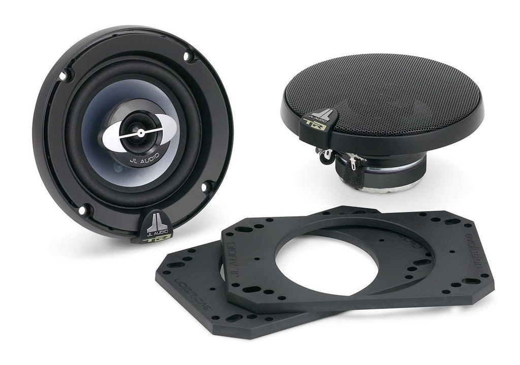 JL Audio TR400-CXI - Coaxial Speaker System - Freeman's Car Stereo