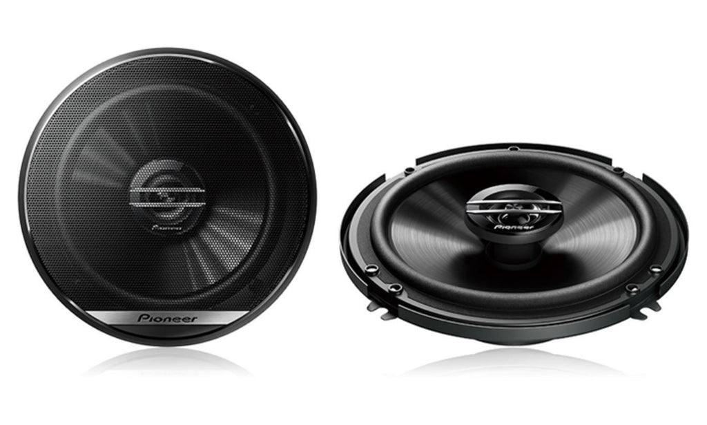Pioneer TS-G1620F - Coax 2-Way Speakers - Freeman's Car Stereo