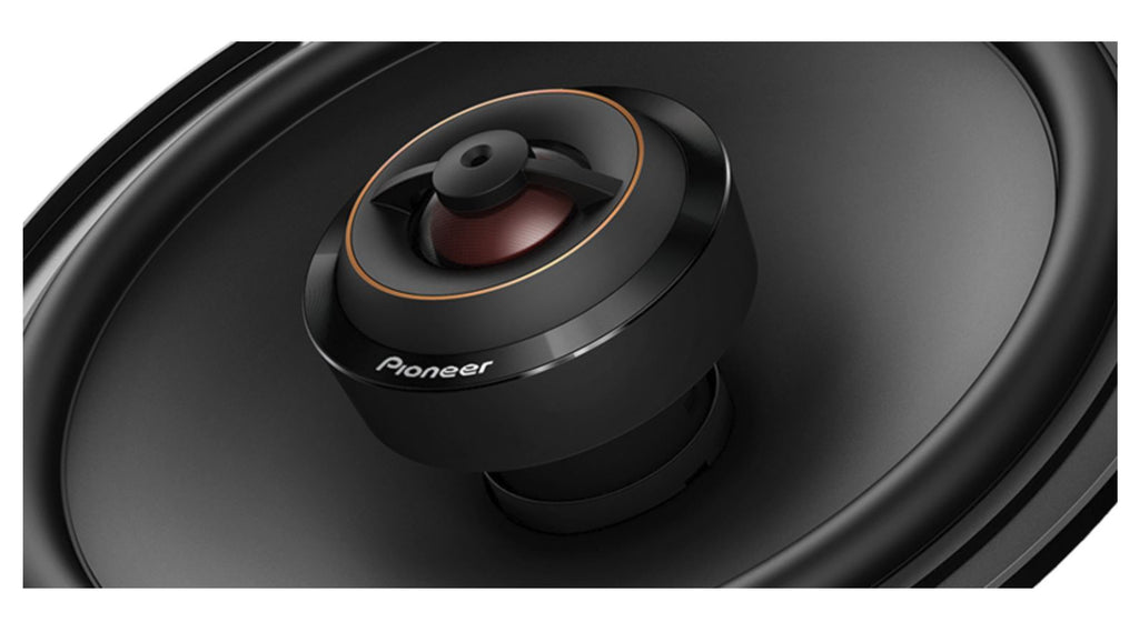 "Pioneer TS-D65F 6.5"" 2-Way Coaxial System - Freeman's Car Stereo"