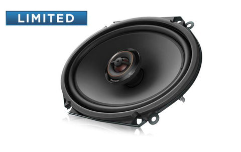 "Kenwood KFC-C6896PS 6x8"" Custom Fit 2-way Performance Series Speaker System, 360W Max Power"