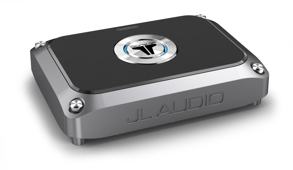 JL Audio VX400/4i - 4-Channel Class D Full-Range Amplifier with Integrated DSP, 100 W x 4 @ 2 Ω / 75 W x 4 @ 4 Ω - 14.4V