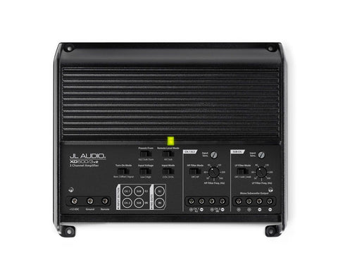 Kenwood X301-4 - Class D 4-Channel Amplifer