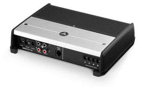 AudioControl LC-1.800 High-power mono subwoofer amplifier with accubass®