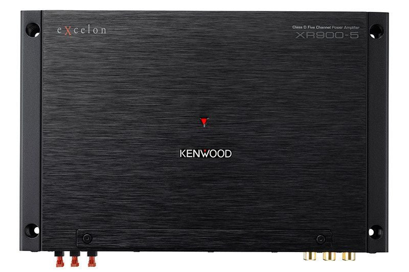 Kenwood eXcelon XR900-5 - Reference Fit 5-Channel Digital Power Amplifer