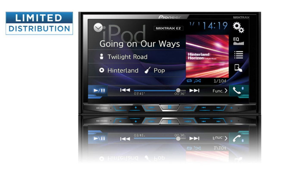 Pioneer AVH-X491BHS - Multimedia Receiver - Freeman's Car Stereo