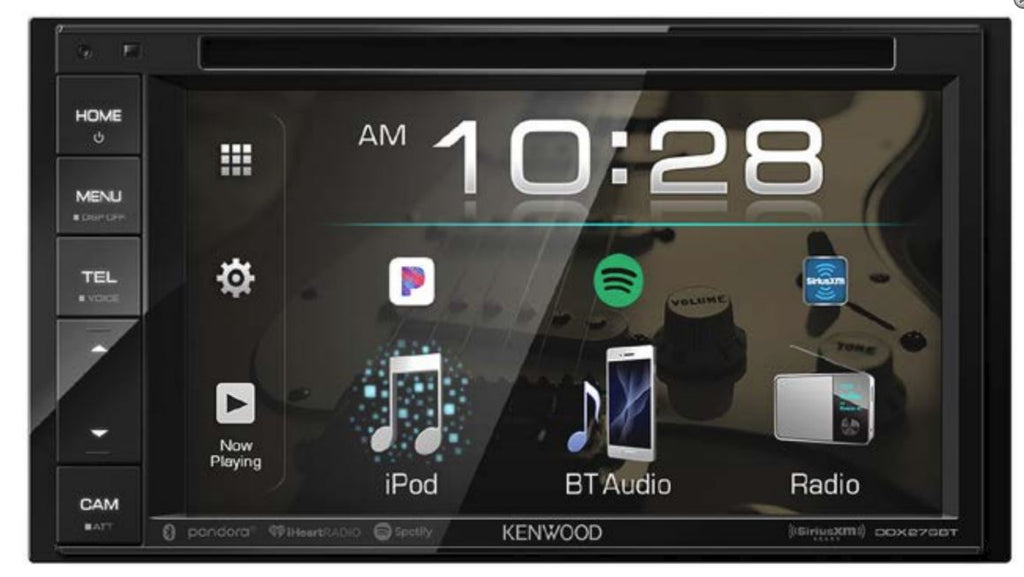 Kenwood DDX276BT - Freeman's Car Stereo