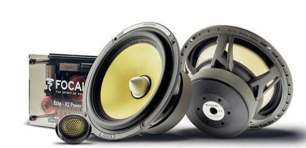 Focal ES 165K Elite Power 2 Way - Freeman's Car Stereo