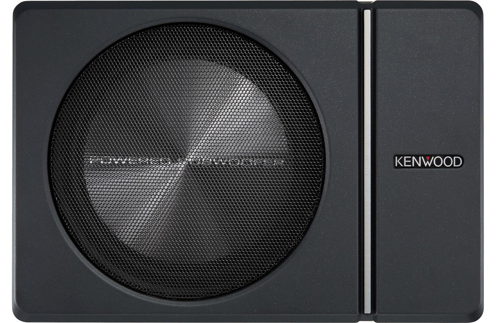 Kenwood KSC-PSW8 Subwoofer - Freeman's Car Stereo