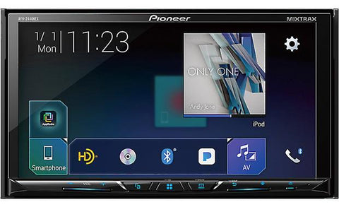 Kenwood DDX6905s -Apple CarPlay - Android Auto - Waze Ready- Bluetooth