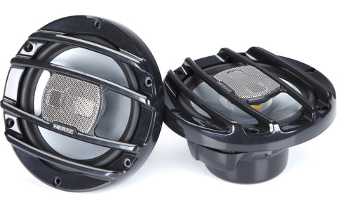 "KENWOOD KFC-1653MRB - 6.5"" 2-way Marine Speaker System, Black"