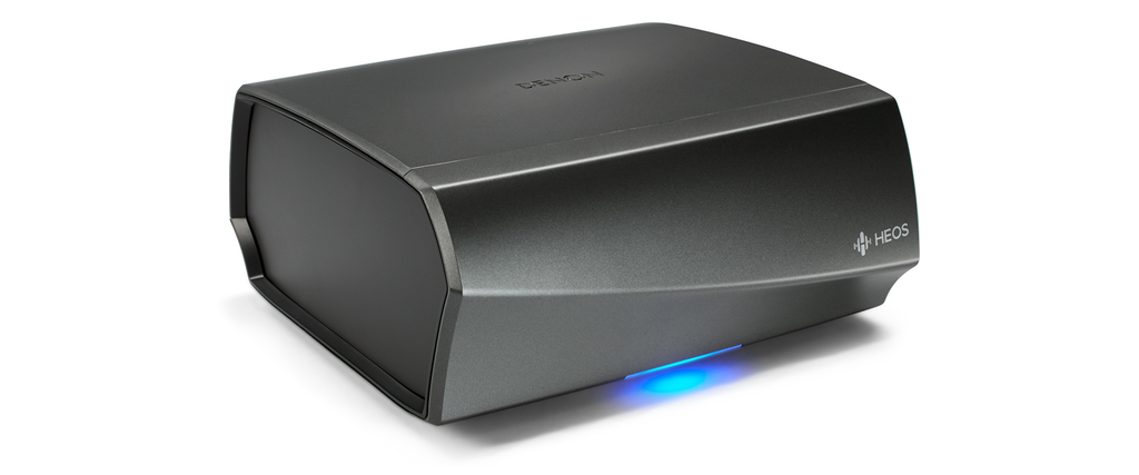 DENON HEOS LINK Wireless Pre-amplifier with HEOS Built-in and Bluetooth - Freeman's Car Stereo