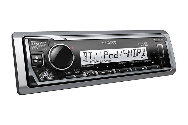 KMR-M325BT - Marine/Motorsports Digital Media Receiver w/Bluetooth - Freeman's Car Stereo