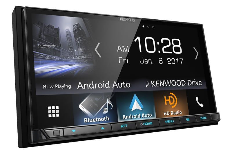 Kenwood DMX7704S - Digital Multimedia Receiver - Freeman's Car Stereo