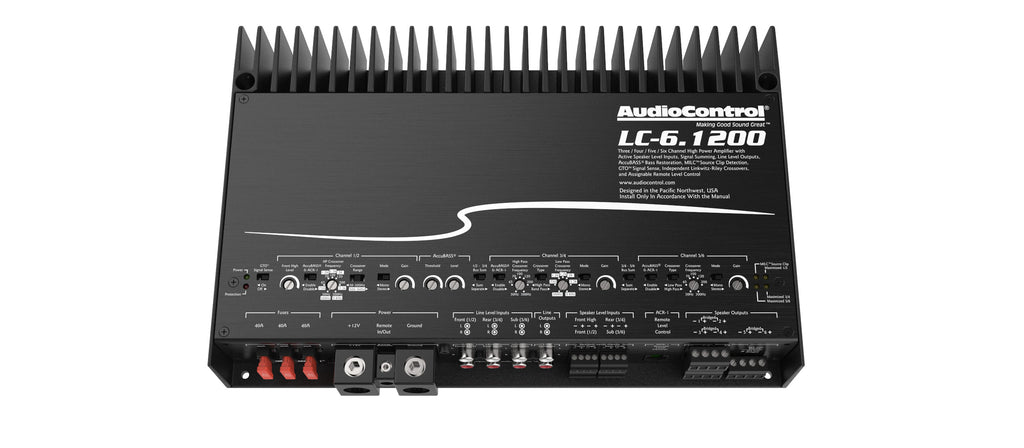 AudioControl LC-6.1200 - Freeman's Car Stereo