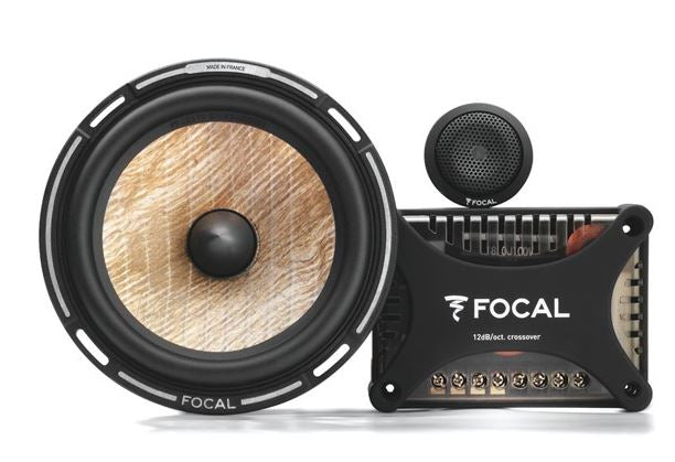 Focal  PS 165 FX 2-WAY Component - Freeman's Car Stereo
