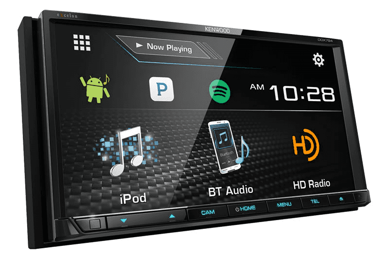"Kenwood DDX795 6.95"" Bluetooth & HD Radio - Freeman's Car Stereo"