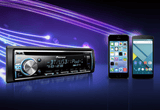 Pioneer DEH-S4120BT CD Player with Bluetooth and Pioneer Smart Sync - Freeman's Car Stereo