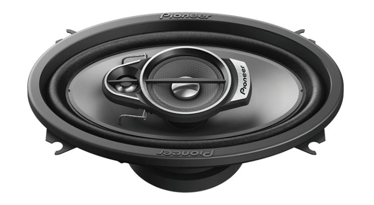 "TS-A462F 4""x 6"" 3-Way Coaxial Speaker System"