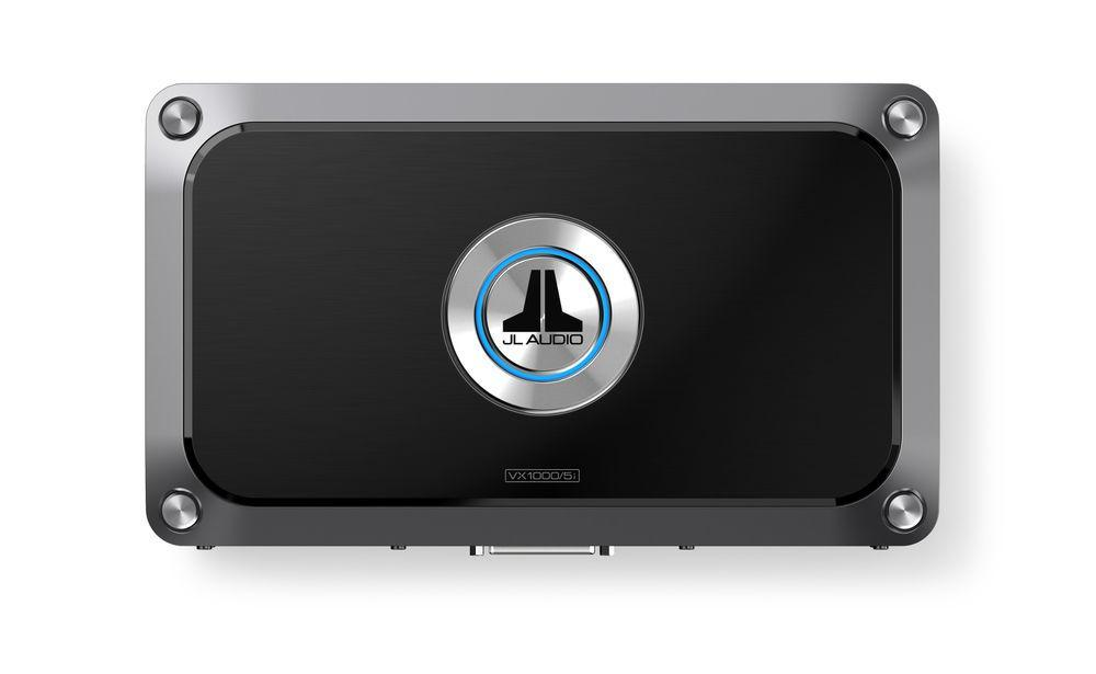JL Audio VX1000/5i - 5 Ch. Class D System Amplifier with Integrated DSP, 1000 W - Freeman's Car Stereo