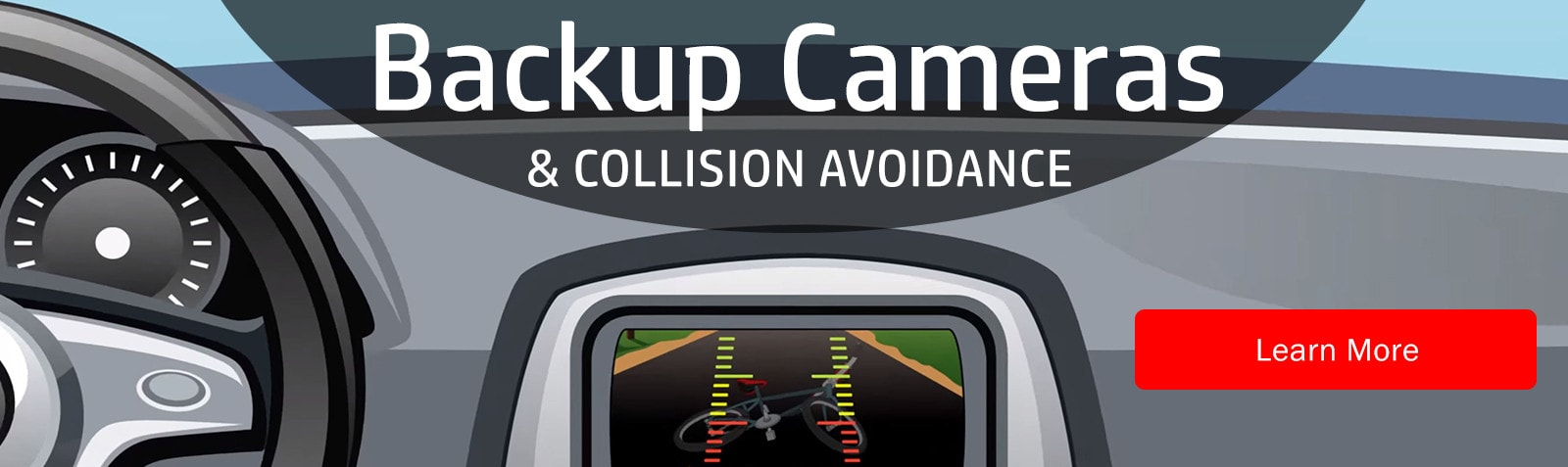 Backup Camera & Collision Avoidance