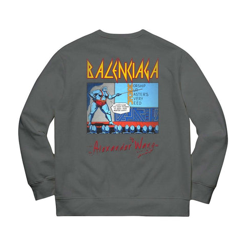 Surf Waves Crewneck