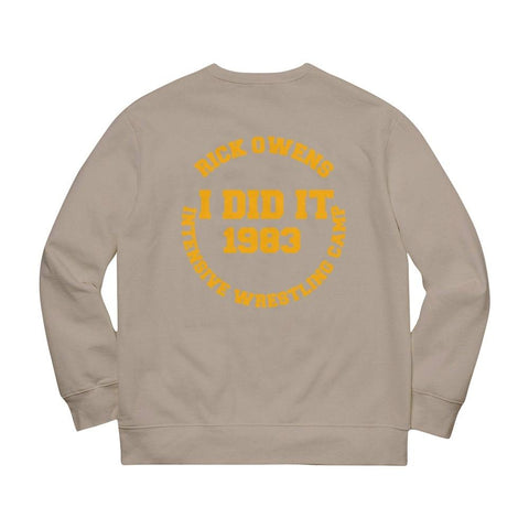 Swept Away Crewneck