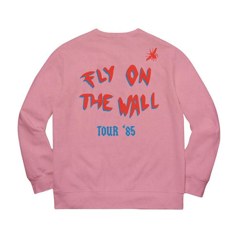 Wall Fly Crewneck